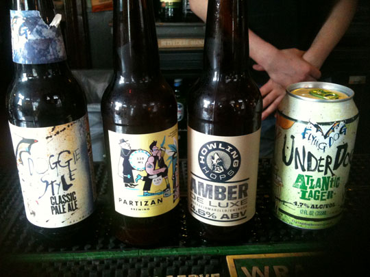 Craft beers in the victoria beer beauty for Craft beer pubs near me