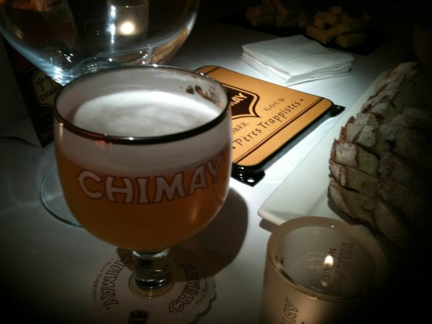 chimay doree first sip