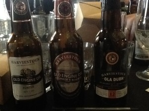 Harviestoun selection (strong!)