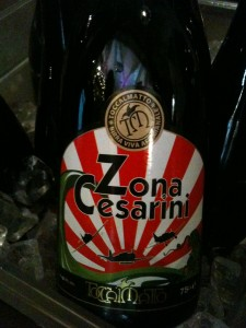Toccalmatto Zona Cesarini  - their best-selling beer